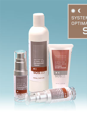 SOS System for Optimal Skin